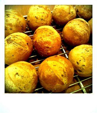 黒豆きなこパン2013