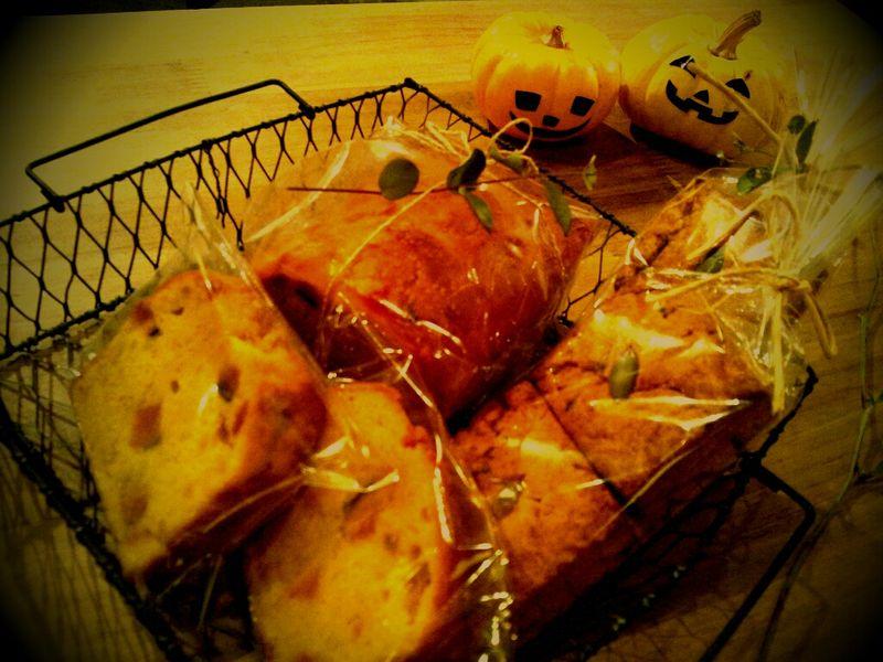 ハロウィン焼き菓子2011